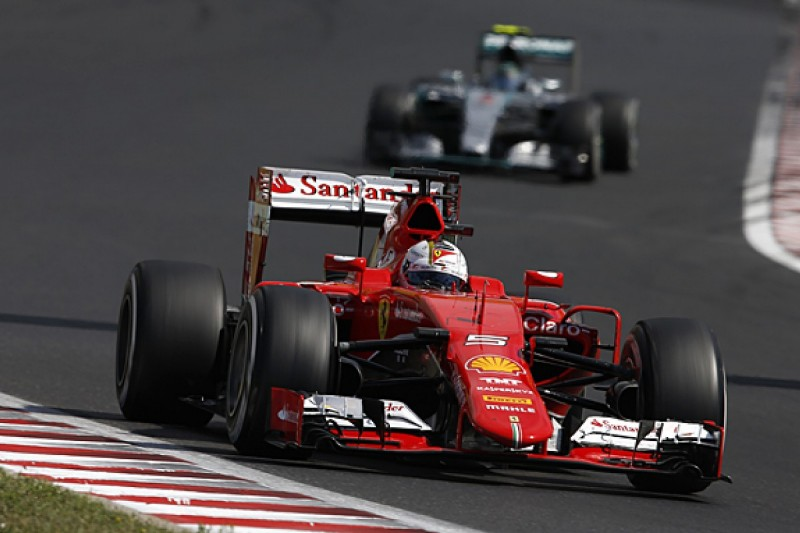 Sebastian Vettel wants to shake off Ferrari's underdog tag