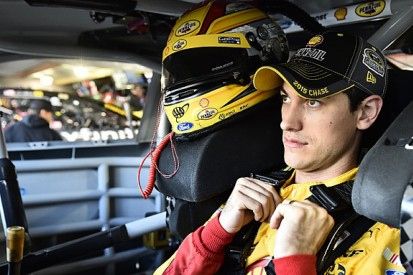 Joey Logano disgusted with fans' reaction to his Matt Kenseth clash