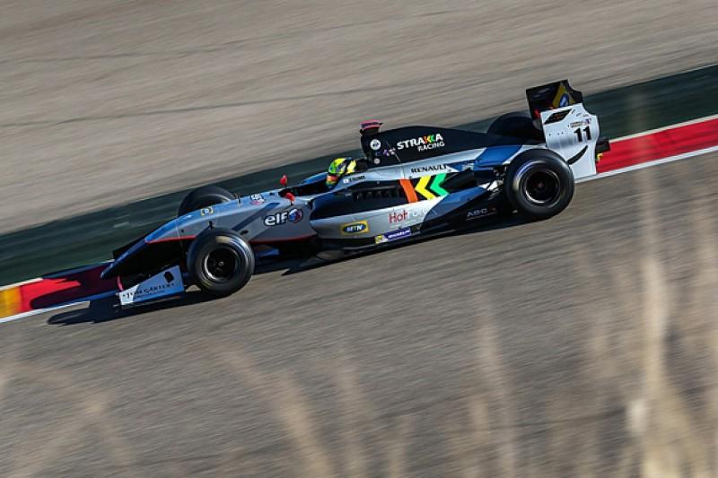 Aragon Formula 3.5 V8 test: Tio Ellinas returns to set Friday pace