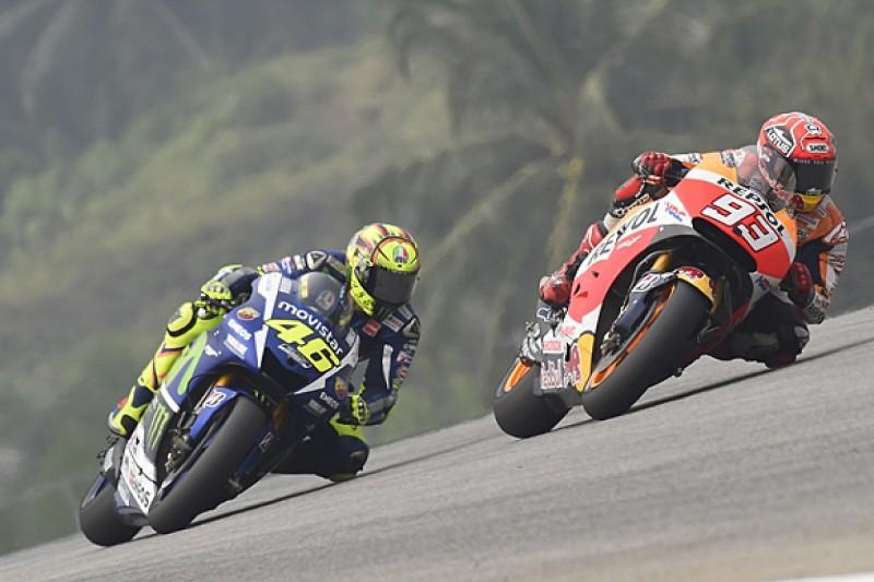 MotoGP: Valentino Rossi regrets Sepang move on Marc Marquez