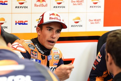 Marc Marquez won't ride differently against Valentino Rossi at Valencia