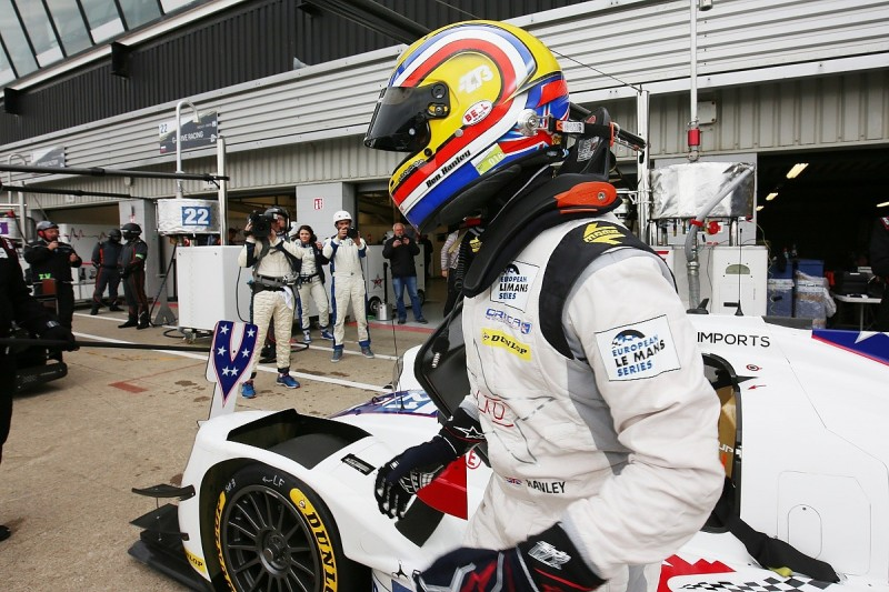 Ben Hanley joins Manor for Mexico WEC for fourth LMP2 seat of '17