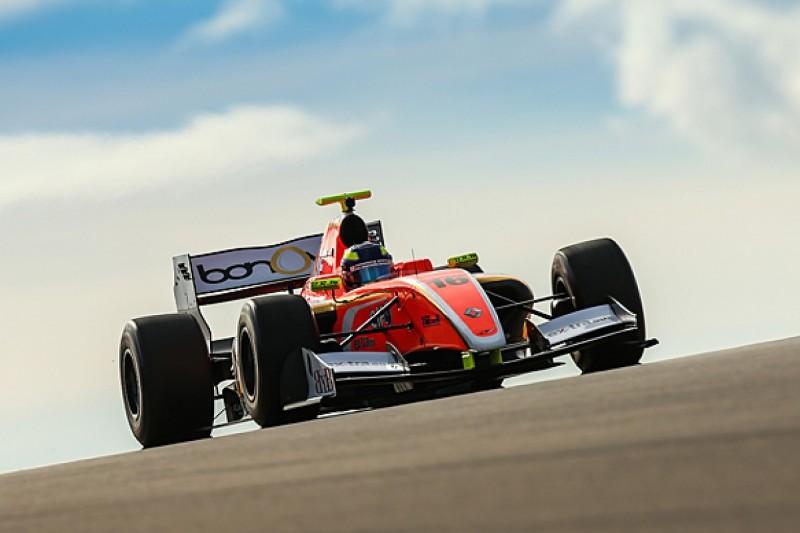 Tom Dillmann fastest for AVF in post-season F3.5 testing at Aragon