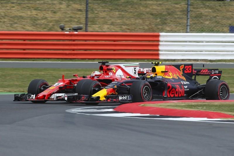Mercedes/Ferrari will not tempt Verstappen from Red Bull – Horner