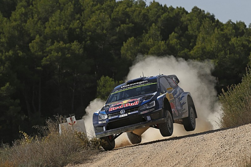 Volkswagen rules out dropping third WRC car amid emissions scandal