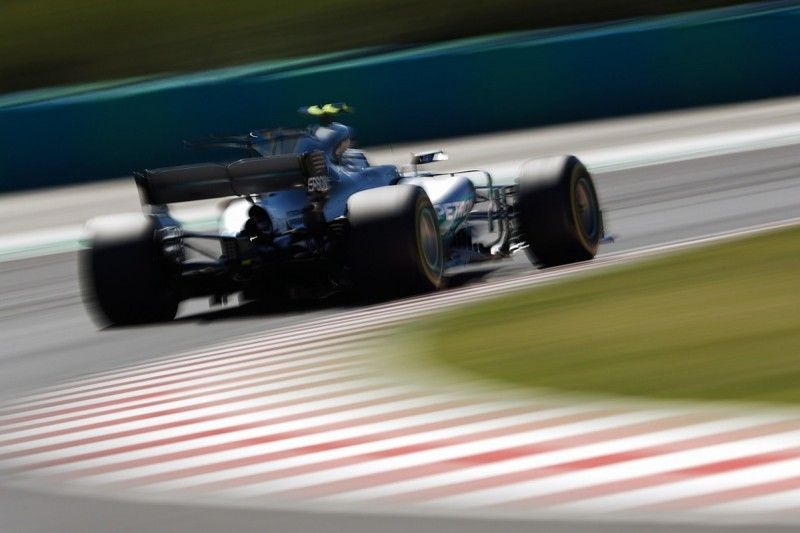Bottas: Mercedes' season will be 'tricky' without downforce gains