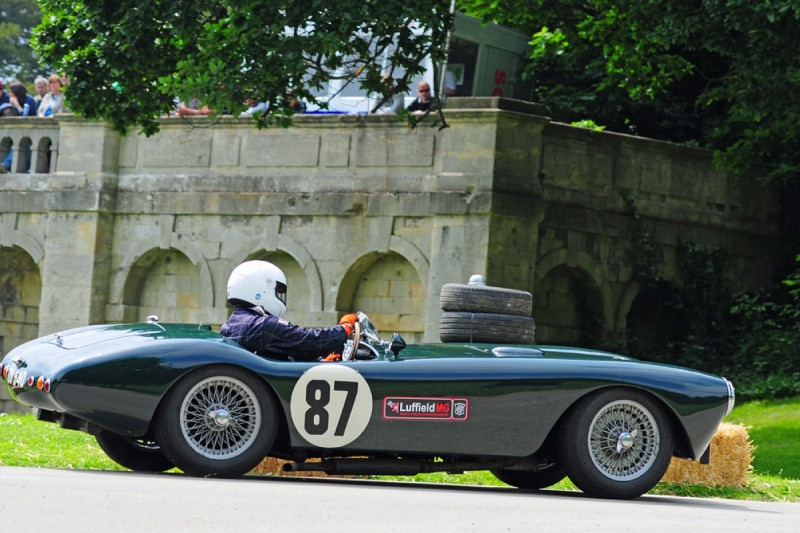 Motorsport returns to Crystal Palace for bank holiday sprint