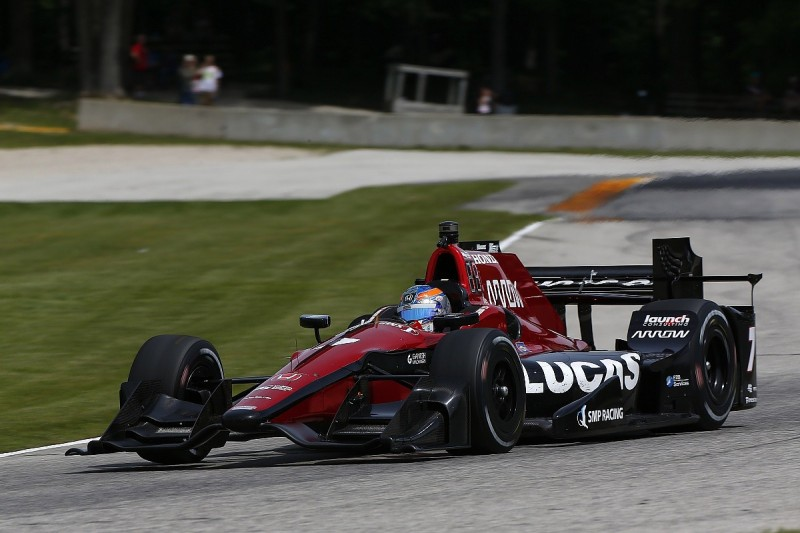 Wickens 'very interested' in trying to make 2017 IndyCar race debut