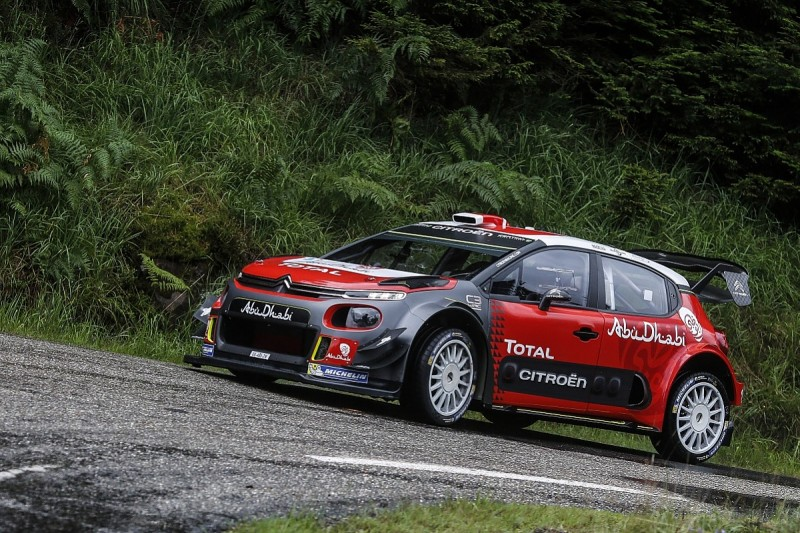 Loeb open to further Citroen test outings after first C3 WRC run