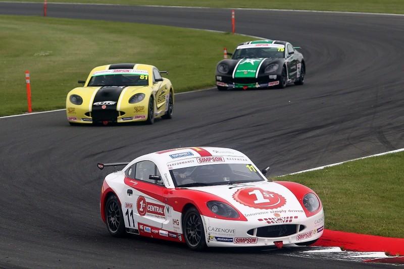 JHR drivers find alternative Ginetta drives after team's suspension