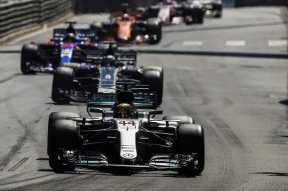 'Ugly' Monaco GP helped solve Mercedes' problems with 2017 F1 car