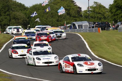Leading team JHR suspended from competing in Ginetta categories
