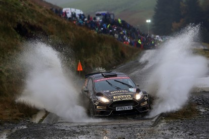 WRC's Wales Rally GB added to British Rally Championship for 2018