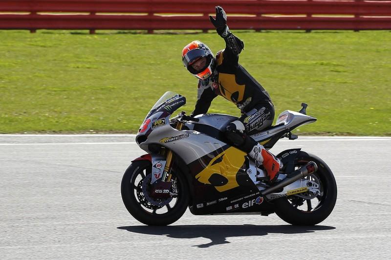 Tito Rabat's Moto2 championship-winning bike stolen from Marc VDS team
