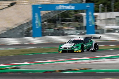 Misano DTM: Wittmann sets practice pace in shortened second session