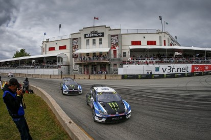 Solberg's VW Rallycross squad adds third Polo for Germany round