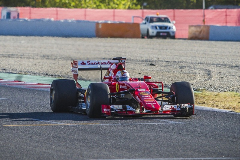How Ferrari gained more from Pirelli's tyre tests for 2017 season