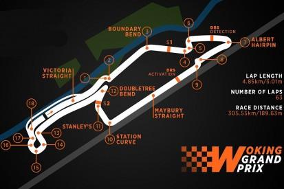 McLaren reveals light-hearted 'plan' for F1 race in Woking