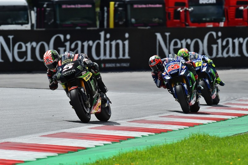 Zarco: Beating Rossi and Vinales key to works Yamaha MotoGP future