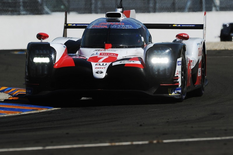 Toyota's Le Mans 24 Hours fuel-stop advantage reimposed for 2019 race