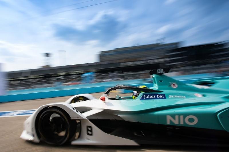 Dillmann predicted NIO would have Formula E weaknesses pre-season