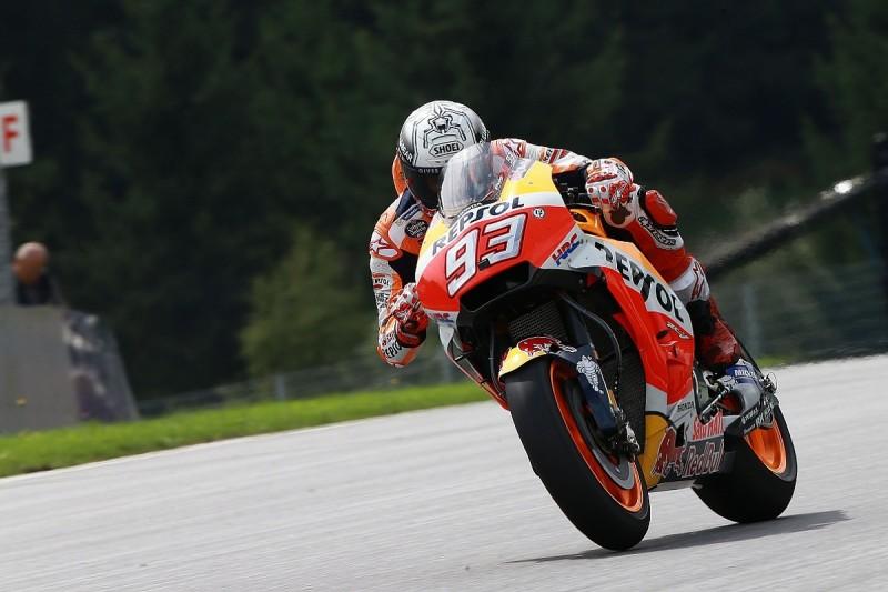 Marquez says Honda's MotoGP bike no longer 'losing on acceleration'