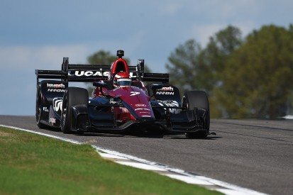 Mikhail Aleshin out of IndyCar seat to test WEC LMP1 challenger