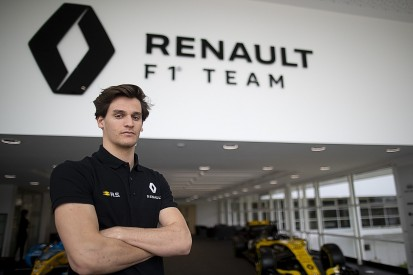 Italian F4 runner-up Leonardo Lorandi in Renault F1 affiliate role