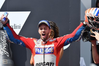 MotoGP Red Bull Ring: Dovizioso resists Marquez for Austria victory
