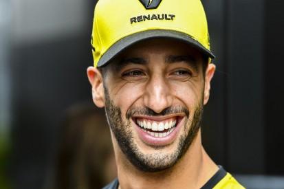 Ricciardo believes he has positively influenced Renault F1 team