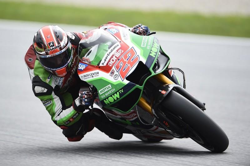 Lowes says Aprilia MotoGP situation 'lacklustre and unprofessional'
