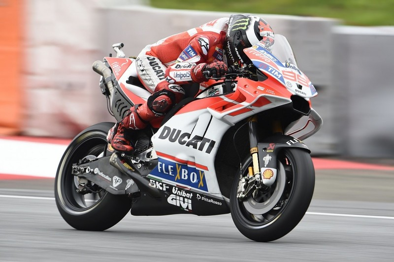 Lorenzo rejects Rossi claim that Austria win would save MotoGP season
