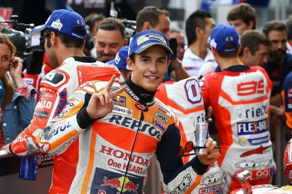 MotoGP Red Bull Ring: Honda's Marquez secures third-straight pole