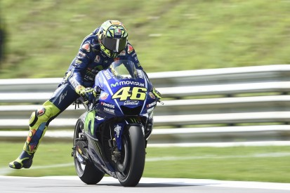 Valentino Rossi blames tyres for a 'difficult' MotoGP qualifying