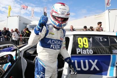 Knockhill BTCC: Plato claims 50th career pole, first of 2017 season