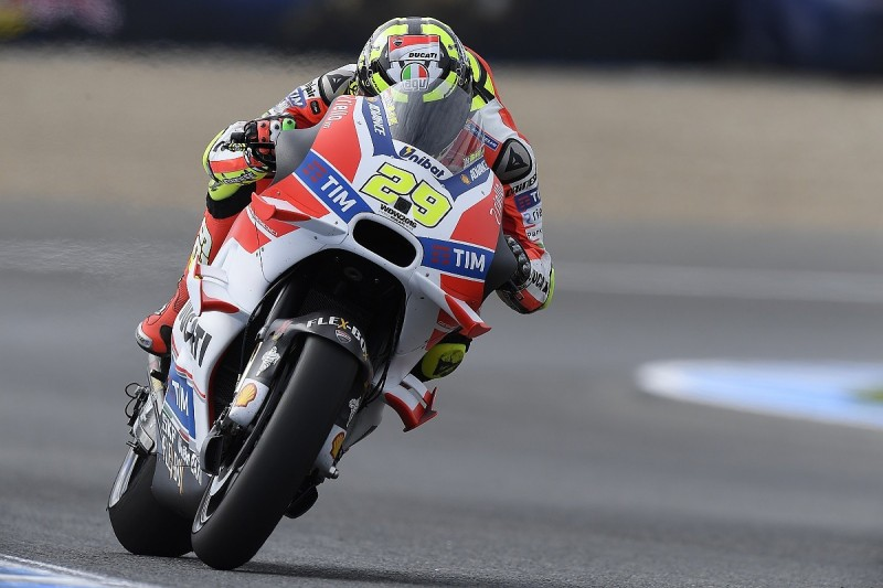 Andrea Iannone had 'possibility to stay with Ducati' in MotoGP