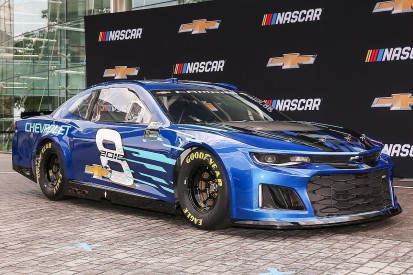 Chevrolet reveals new Camaro ZL1 for 2018 NASCAR Cup season