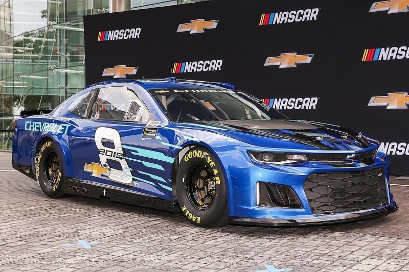 Chevrolet reveals new Camaro ZL1 for 2018 NASCAR Cup season