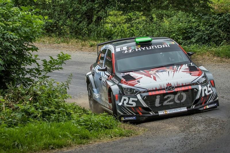 Three British drivers shortlisted for Hyundai WRC development scheme