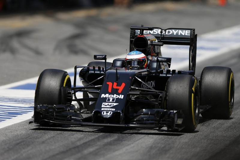 Fernando Alonso: Spanish GP Q3 breakthrough significant for McLaren
