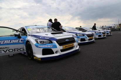BTCC Thruxton: Works-backed Subarus withdrawn from races