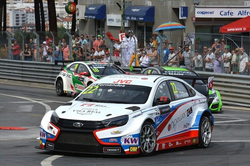 RC enters third Lada for WTCC races in China and Japan