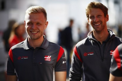 Magnussen stopped Haas F1 team-mate Grosjean becoming complacent