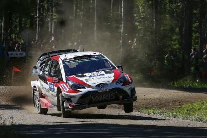 Latvala: Toyota's Finland winner Lappi not ready for WRC title bid