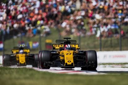 Hulkenberg: Renault F1 team's updates an 'important' breakthrough