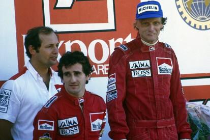 Autosport podcast: Roebuck remembers F1 1984's Prost/Lauda battle