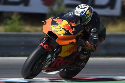 KTM rider Espargaro says MotoGP team can now fight for Q2 on merit