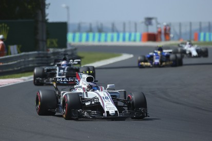 Williams rookie Lance Stroll has 'cracked' Formula 1 - Paddy Lowe
