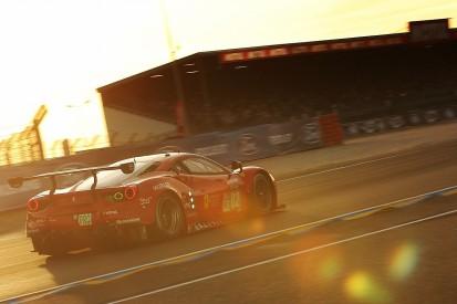 Risi Ferrari rejoins IMSA SportsCar series after Le Mans crash