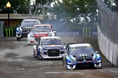 World RX Canada: Kristoffersson leads Solberg heading into semis